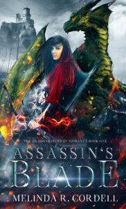 Assassins Blade cover