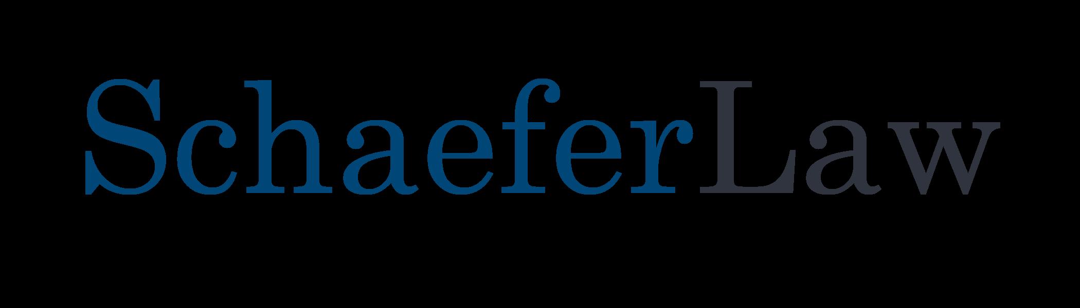 SchaeferLaw LLC