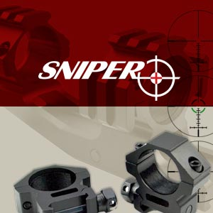 Scope Rings and Mounts
