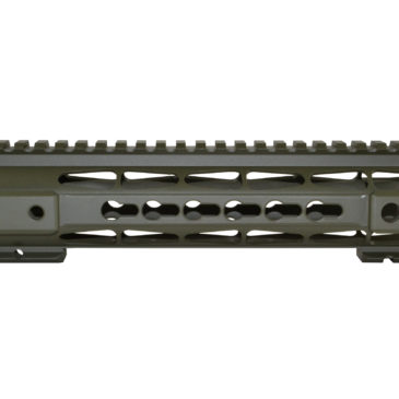 Gorilla Series Super Slim .308 Handguards Now Available with Cerakote Color Finish!  OD Dark Green…
