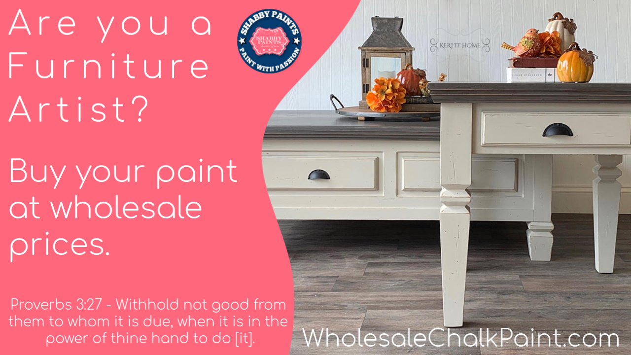 Wholesale Chalk Paint