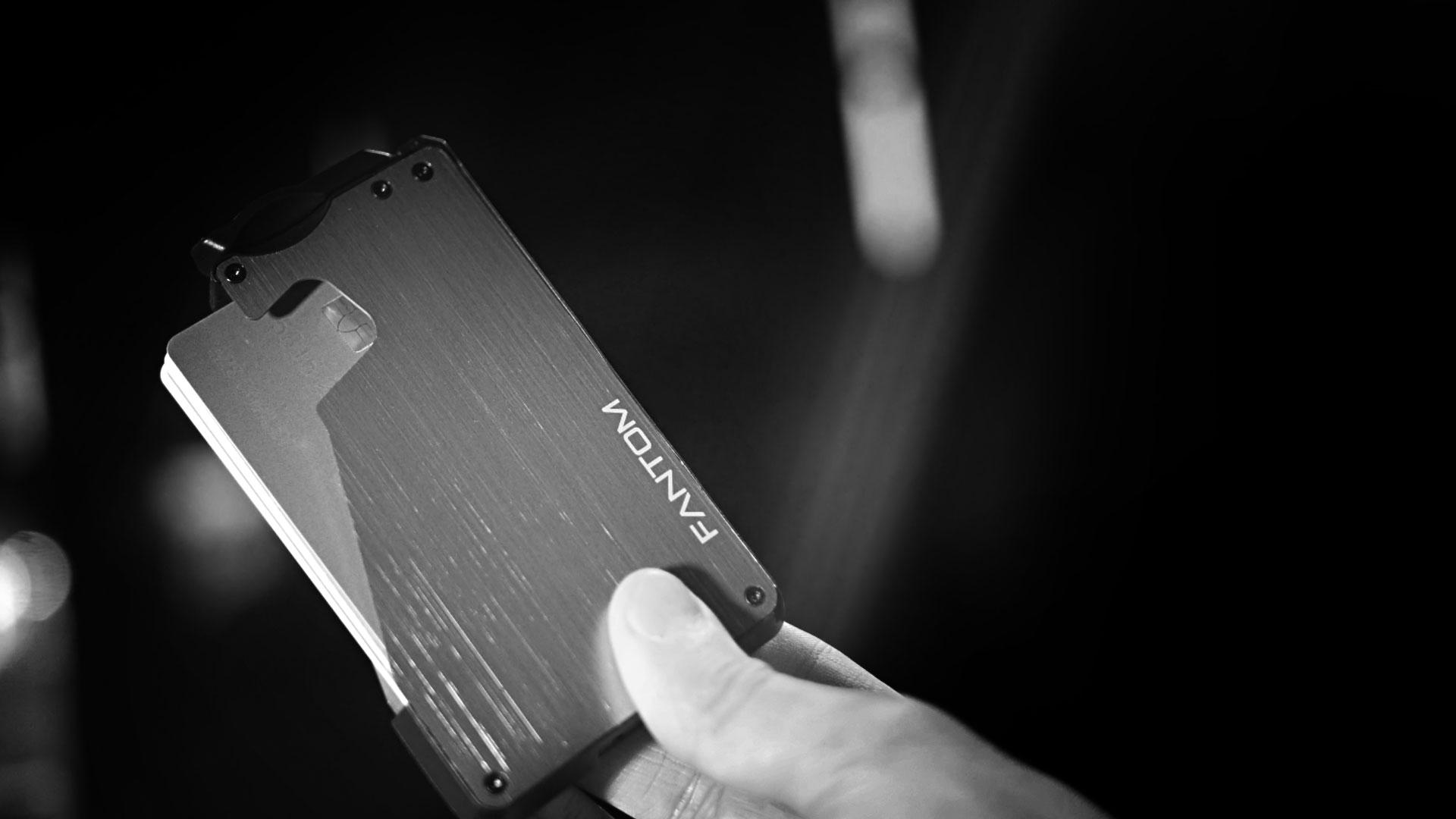 Quick Access Slim Wallet For Minimalists   Fantom Wallet