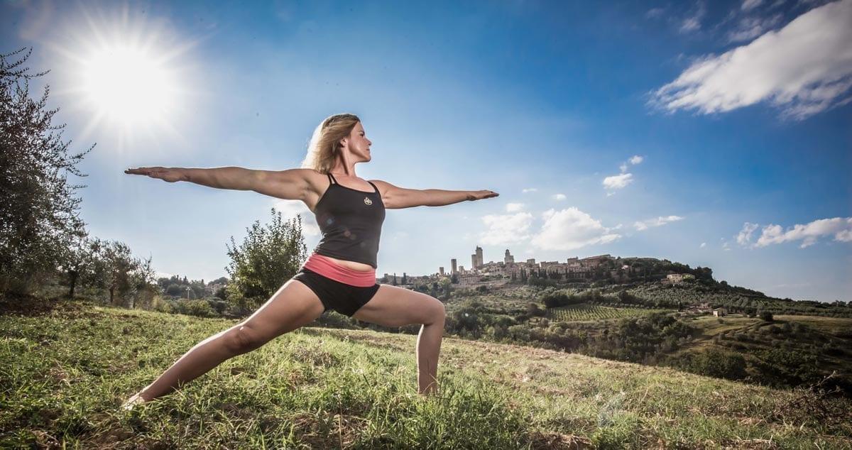 Sara-in-Italy---warrior