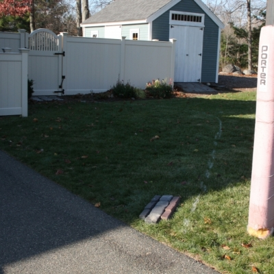 Before Driveway 1