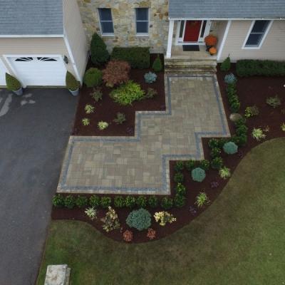 Beacon Hill Walkway/ Courtyard