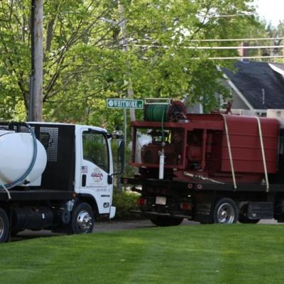 Tree and Mosquito Spray Trucks