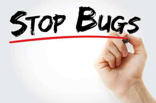 Stop bugs
