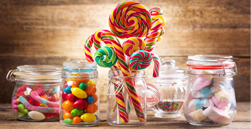 Packed Candies