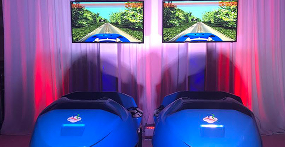 VR Roller Coaster