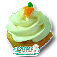 Dolcery Desserts carrot-cupcake
