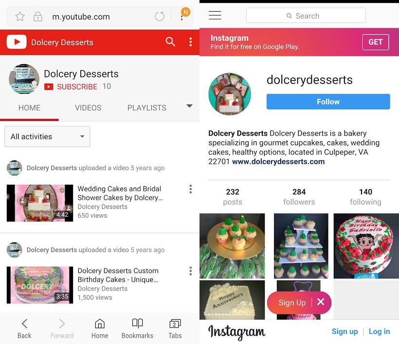 Dolcery-Desserts-Youtube-Instagram