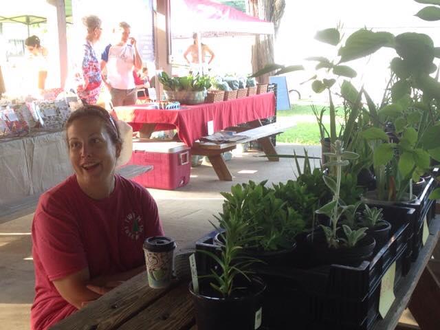Smithville Farmer's Market - Lisa