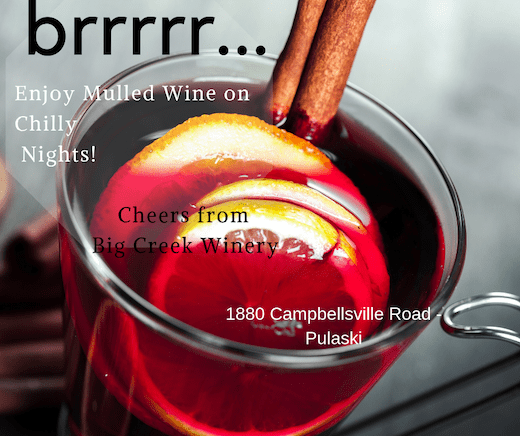 Escape the Cold with Mulled Wine
