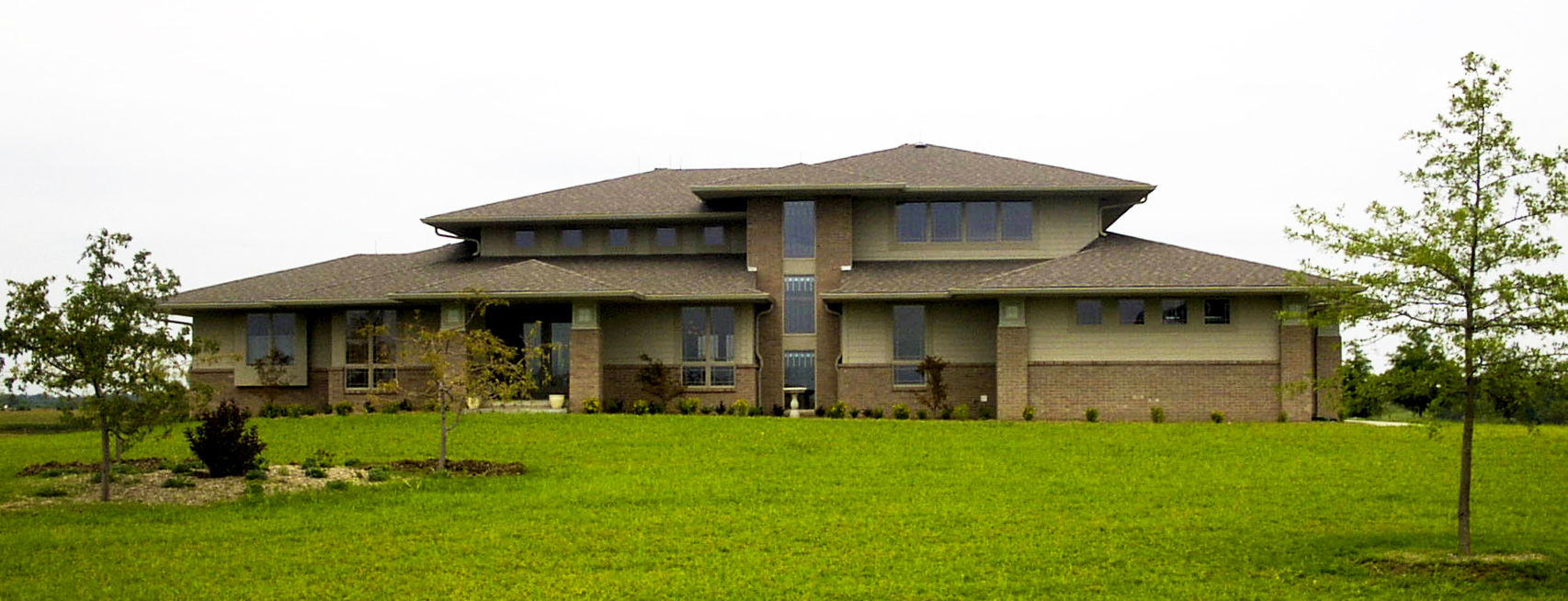 Gretna Craftsman Home