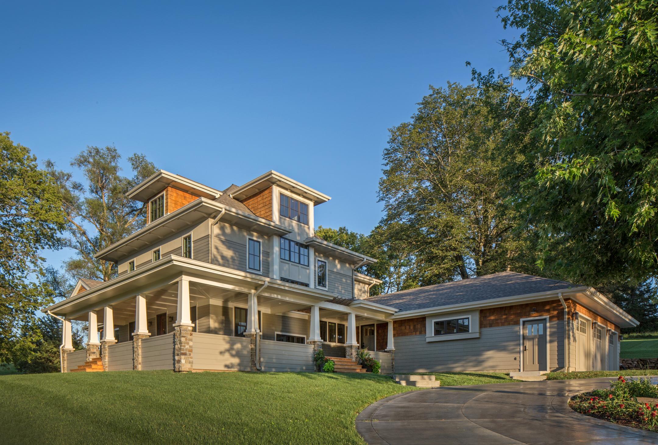 Home Renovation & Barn