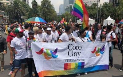El Orgullo en la Ciudad de Mexico