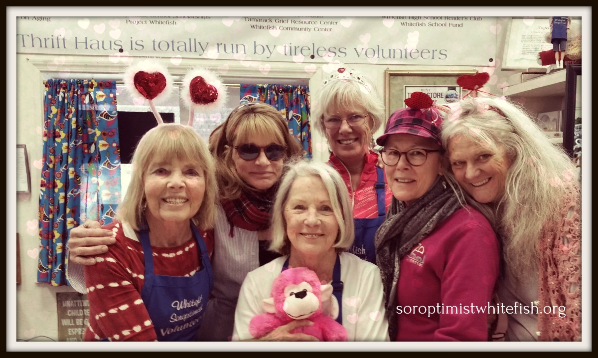 Wednesday Soroptimist Sweethearts
