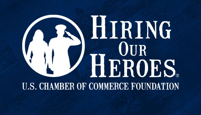 US Chamber - Hiring our Heroes