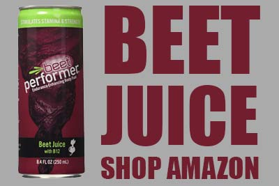 Beet Juice on Amazon