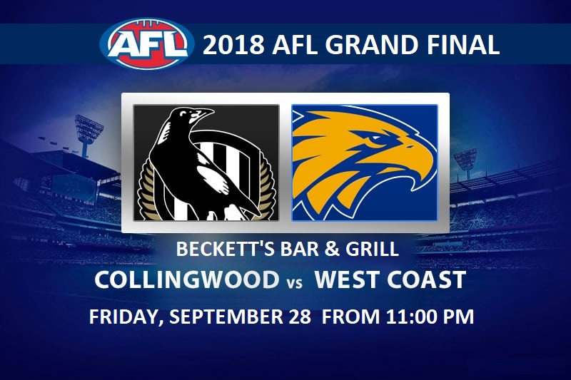 Watch the AFL Grand Final in New York