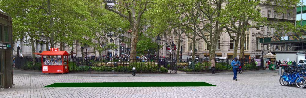 SunSafe Lawn Bowls @ Bowling Green NYC