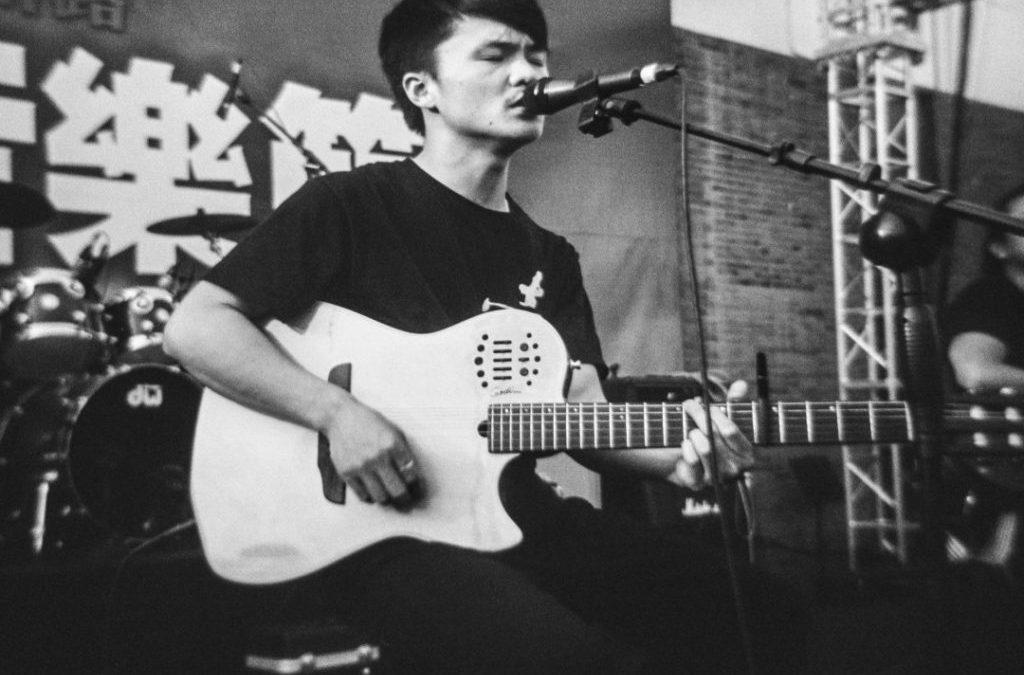 Holga film photos 烽火音樂莭 Yangzhou Fire Music Festival