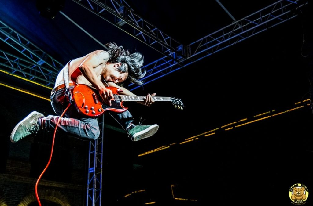 Top 5 guitarist photos for 2015 in China