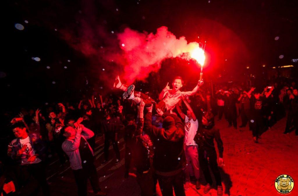 WOA China Metal Battle 2016 Review