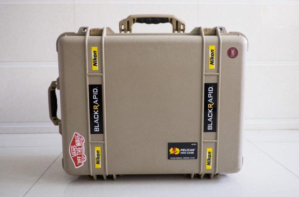 Pelican 1560 bag review