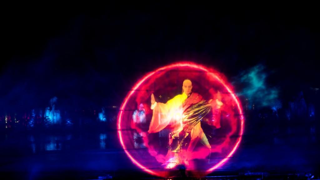 白蛇传 performance in Zhenjiang China