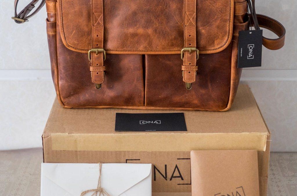 ONA Leather Brixton Bag
