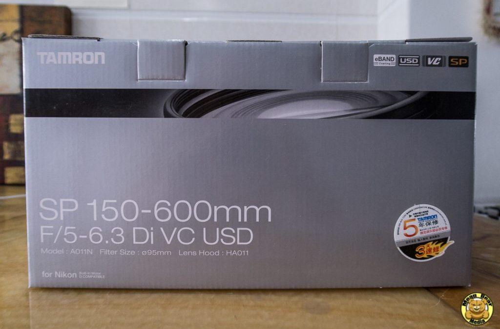 Tamron SP 150-600mm F/5-6.3 Di VC USD Review
