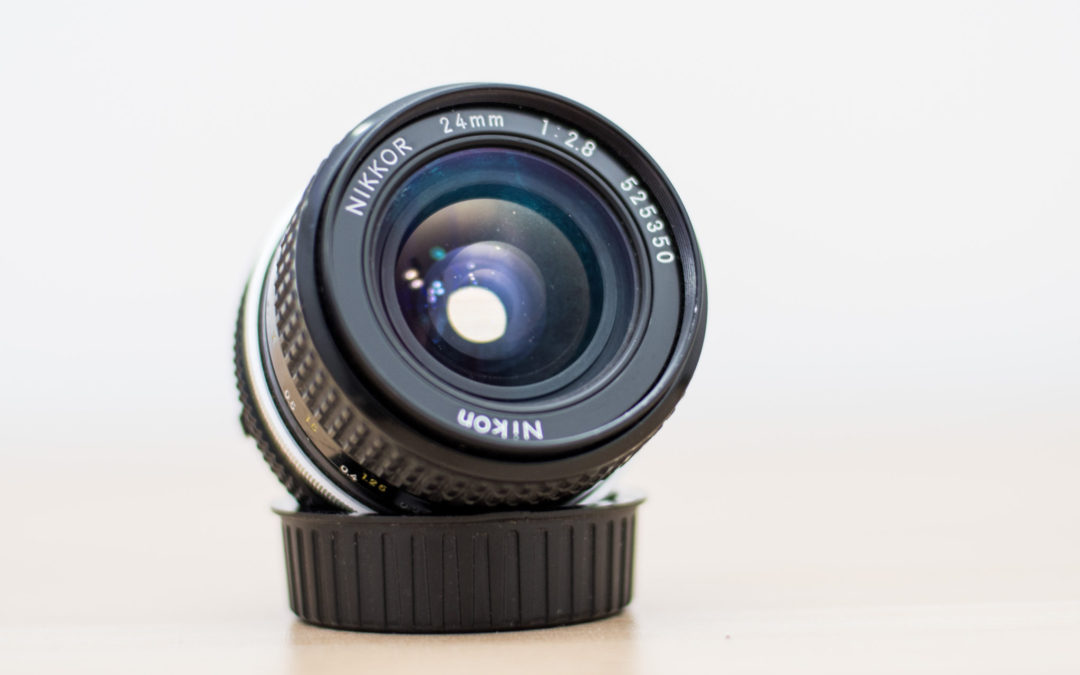 Nikkor 24mm f2.8 AIS  Review