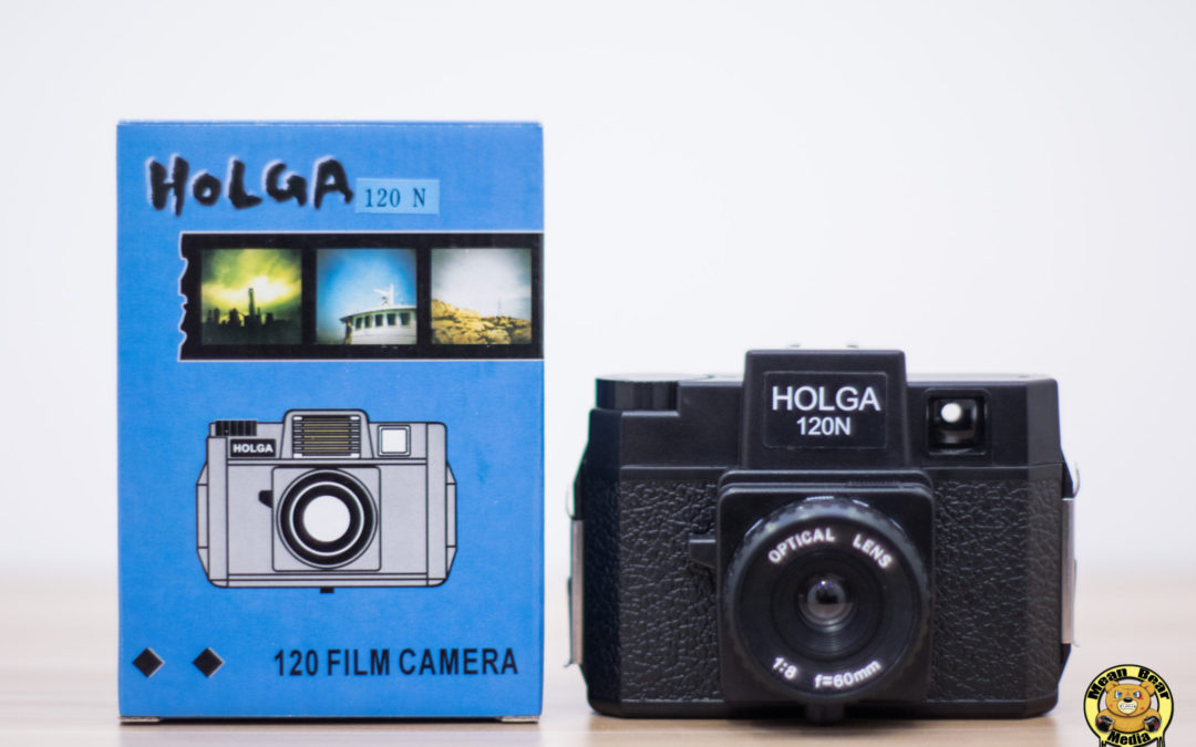 Holga 120N camera review