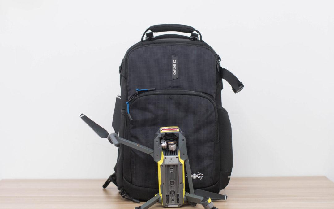 Benro Reebox II 150N professional drone bag review
