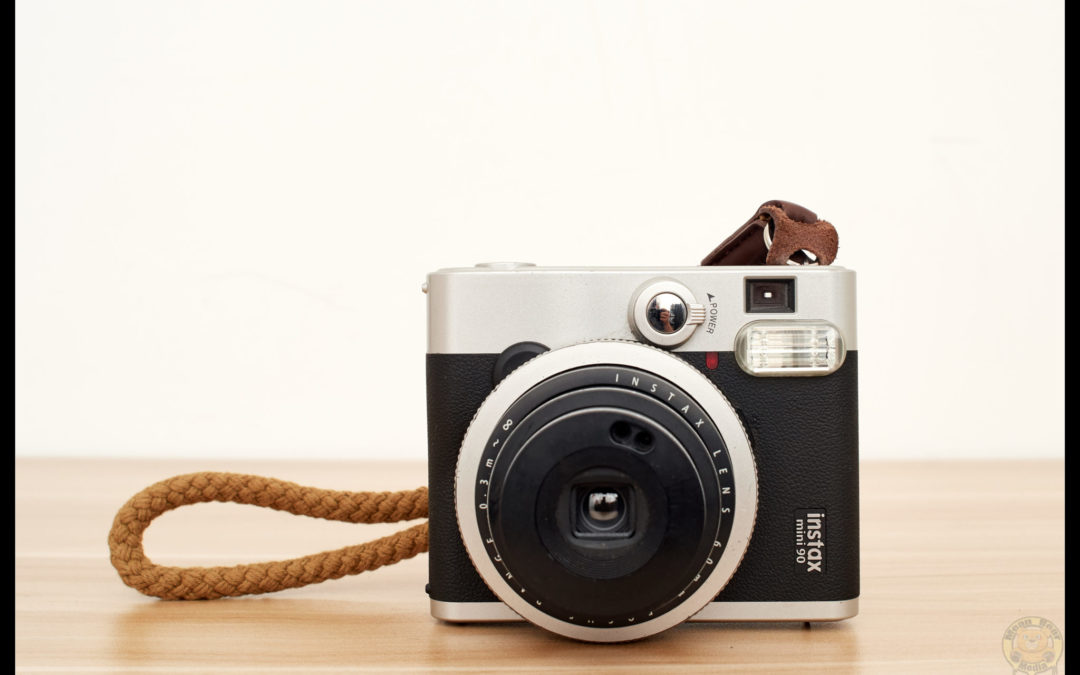 FUJIFILM INSTAX Mini 90 Neo Classic Instant Film Camera review