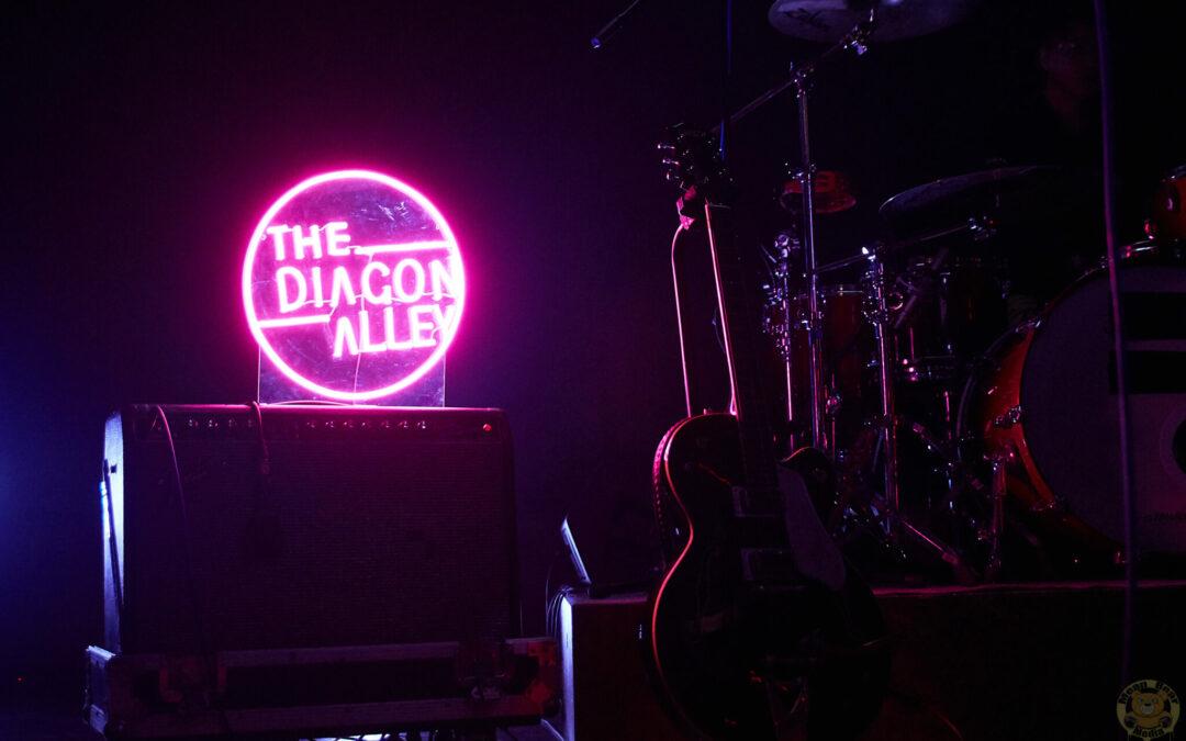 对角巷乐队 The Diagon Alley at Ola Livehouse in Nanjing China