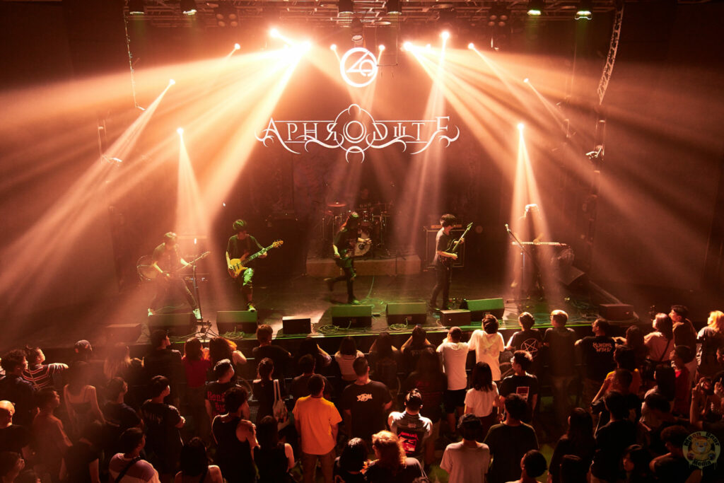 D3S_7440_1-682x1024 Aphrodite乐队 playing at Ola Livehouse in Nanjing China 2019