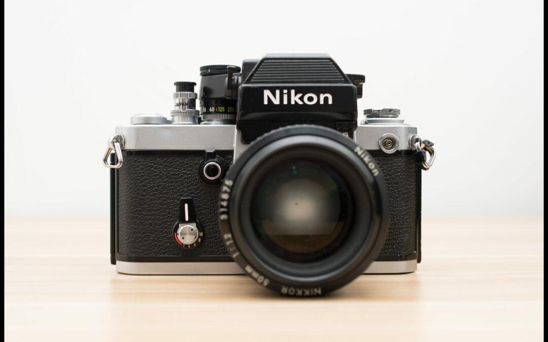 Nikon F2 Camera Review
