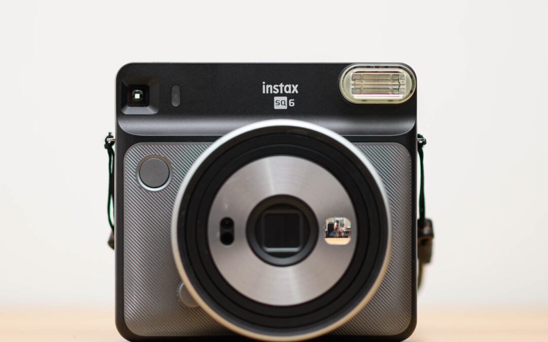 FUJIFILM INSTAX Square SQ6 Camera Review
