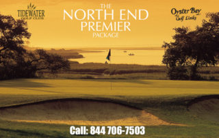 The North End Premier Golf Package