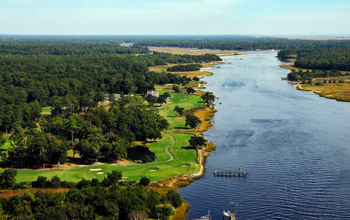 Play these golf courses along the Intracoastal Waterway in Myrtle Beach