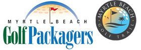 Myrtle Beach Golf Packagers Logo