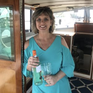 """First Mate"" Patti"