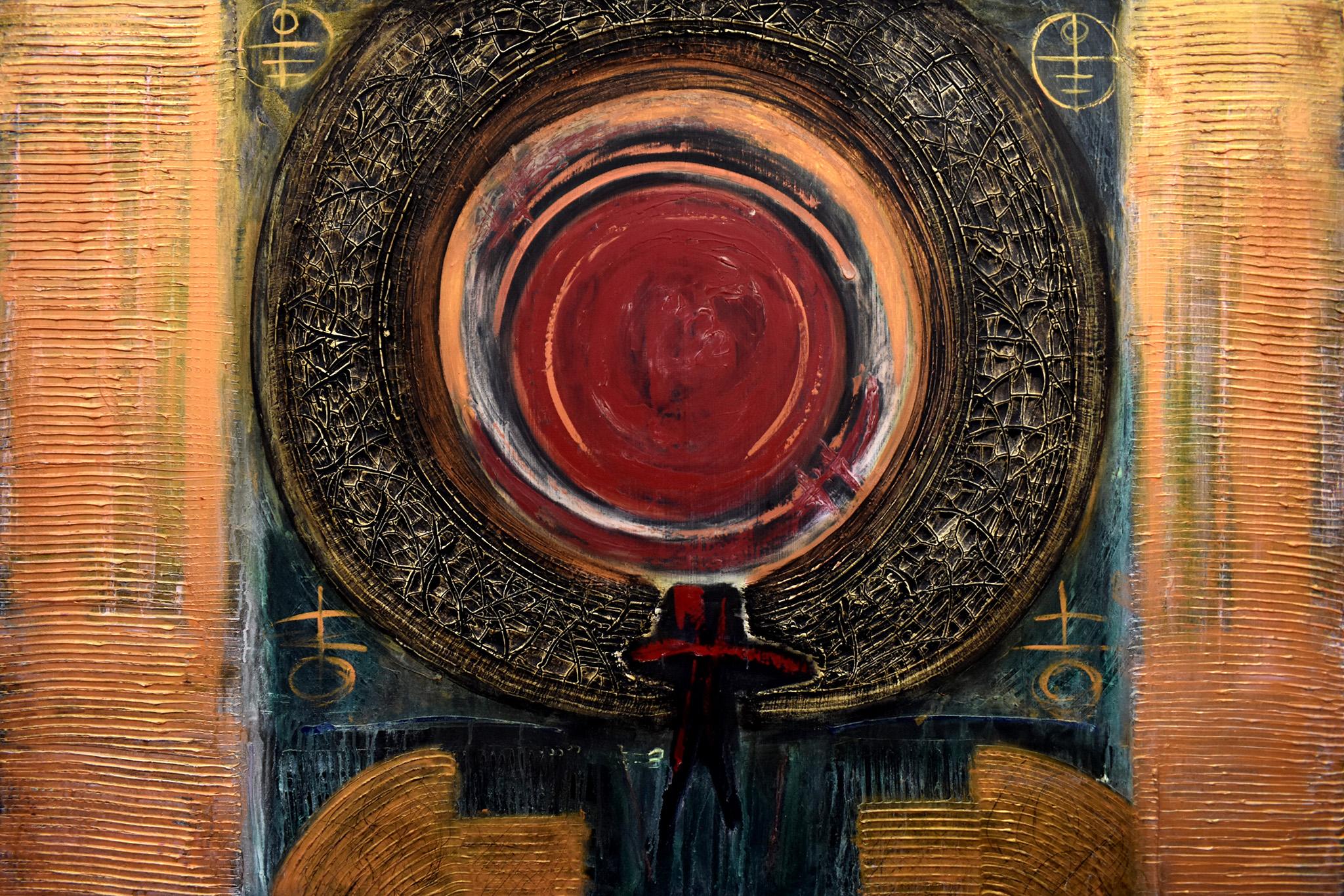 The Altar - 48x72