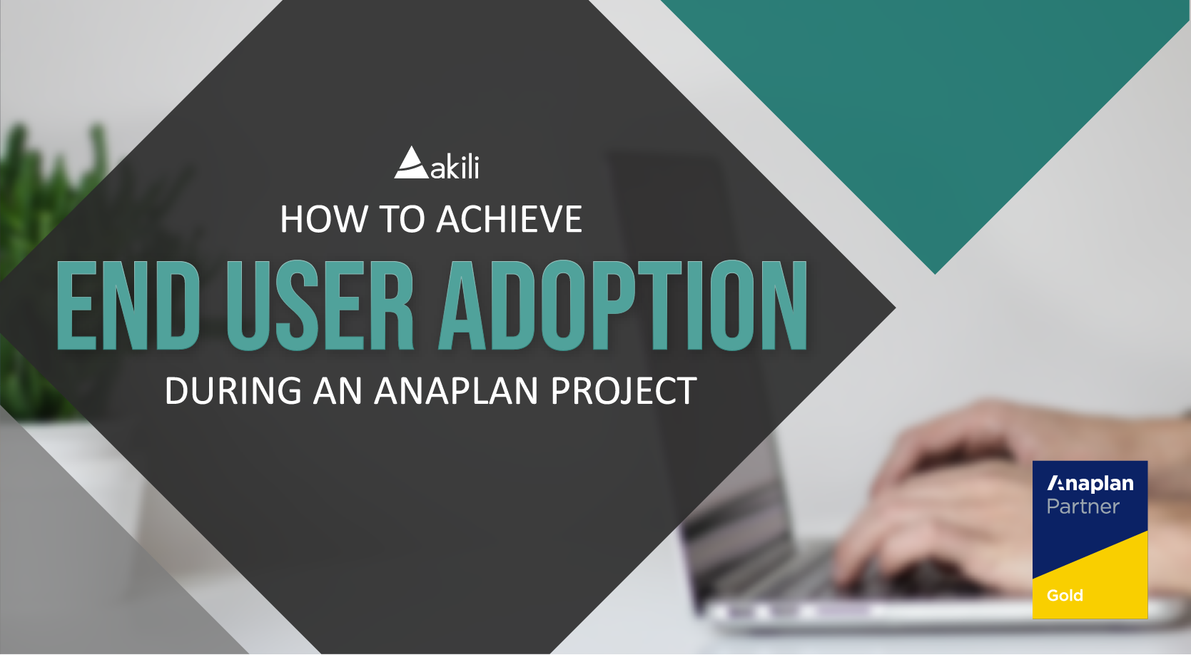 How to achieve end user adoption during an Anaplan project