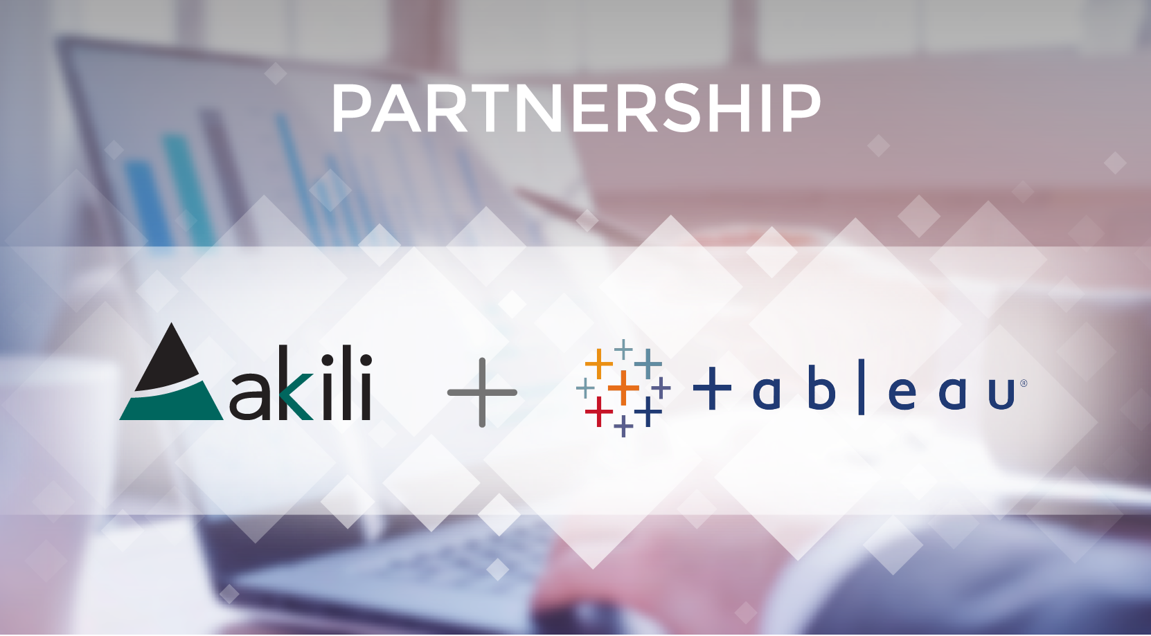 Akili Announces Tableau Partnership