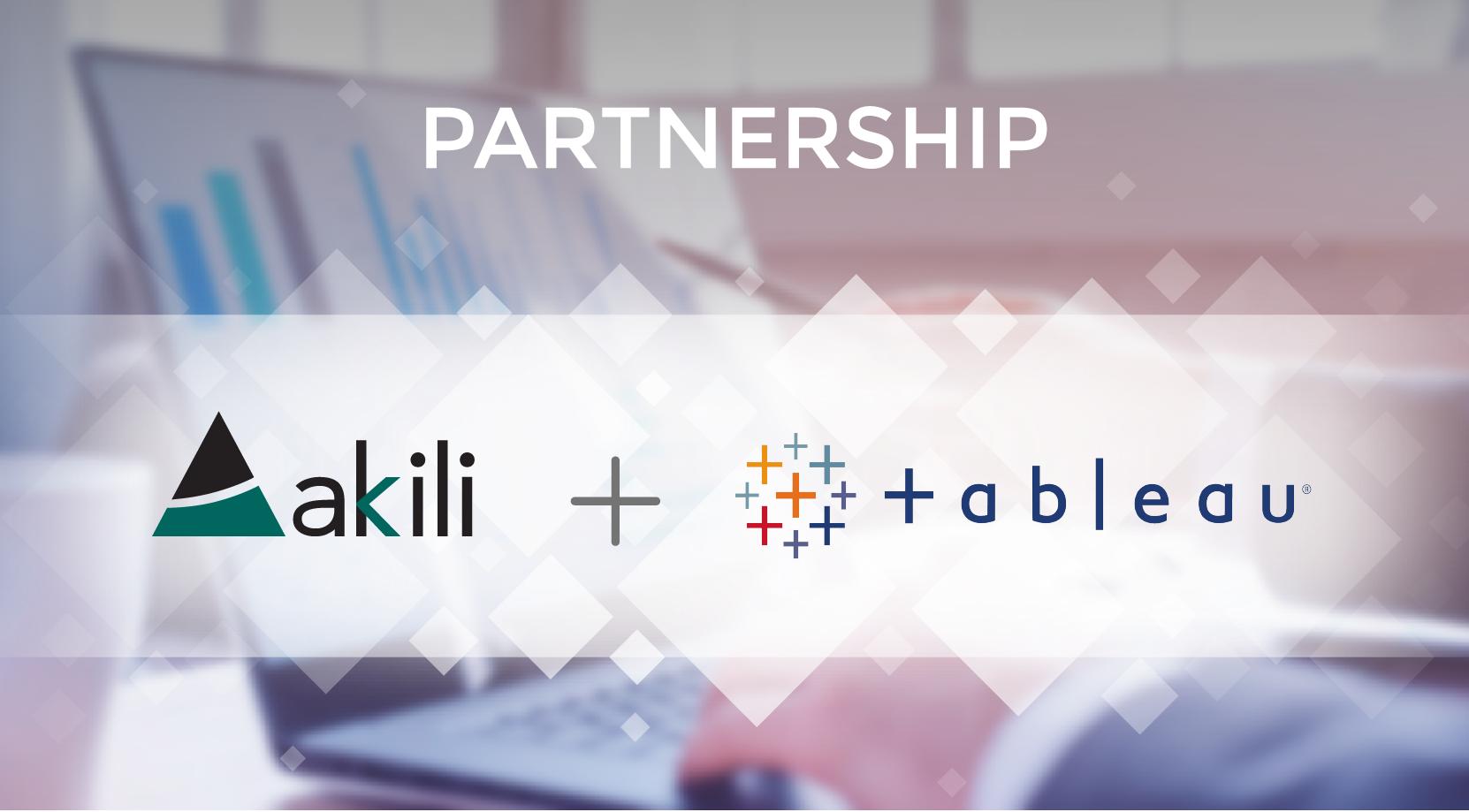 Akili Announces Tableau Partnership