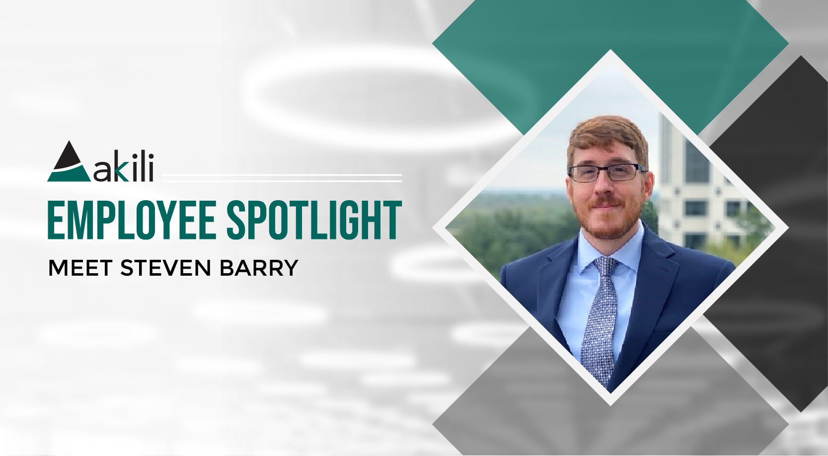 Employee Spotlight: Meet Steven Barry