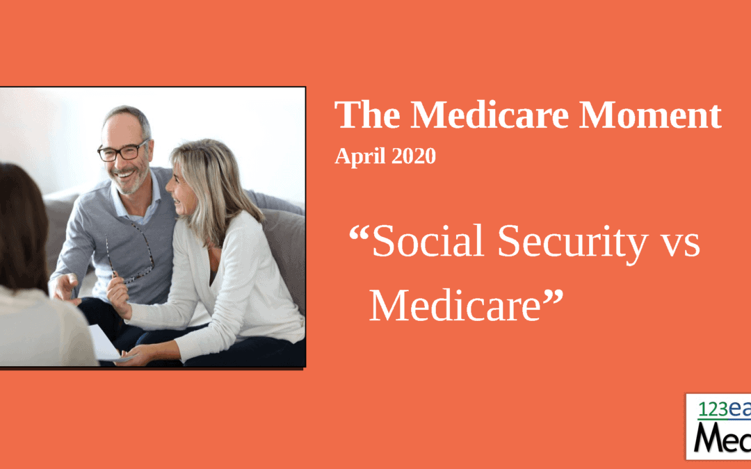 Social Security vs Medicare – 2020